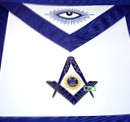 Past Masters Traditional Design Apron